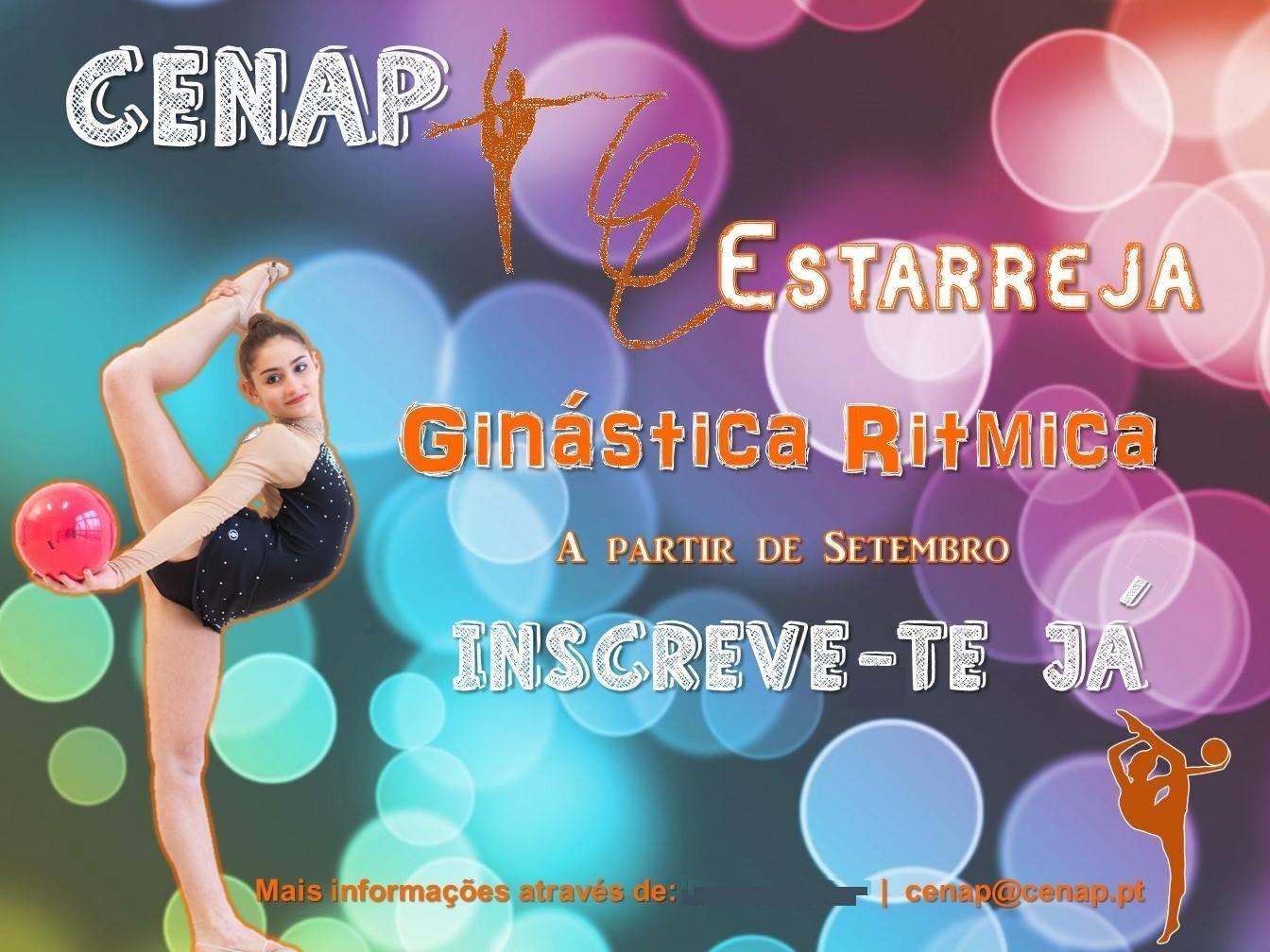 CENAP - Ginástica Rítmica